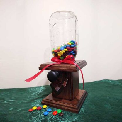 Rustic and More Candy Dispenser