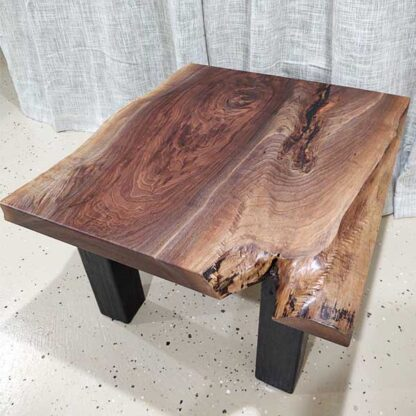 Square Walnut Coffee Table